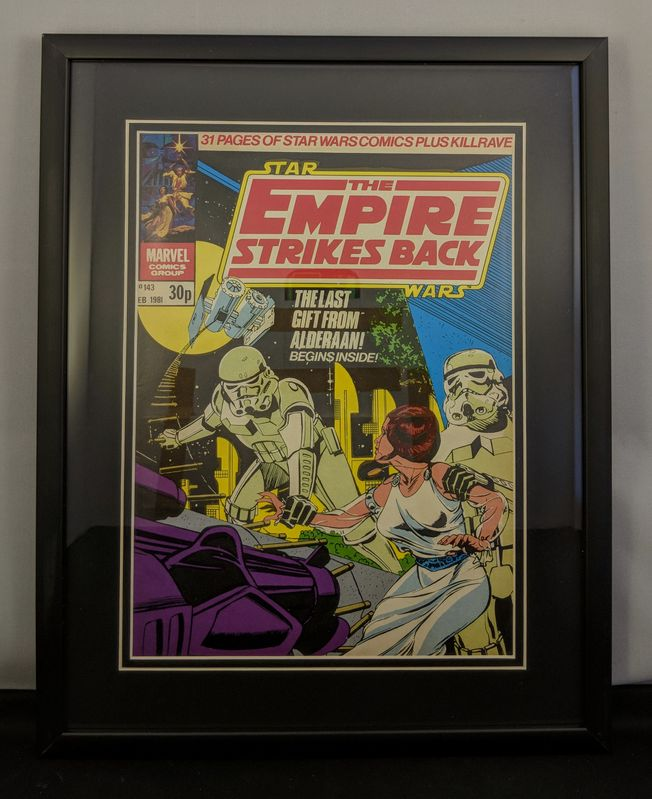 The Empire Strikes Back #143 February 1981