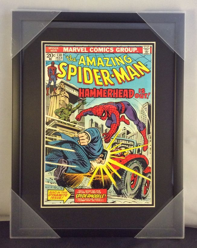 The Amazing spiderman #130 march 1980