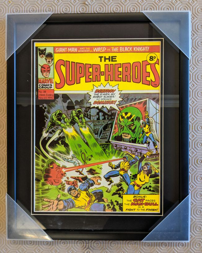 The Super Heroes No.38 (November 22nd 1975)