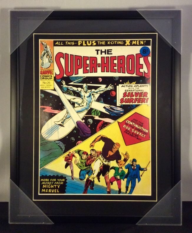 The Super Heroes #26 August 30th 1975