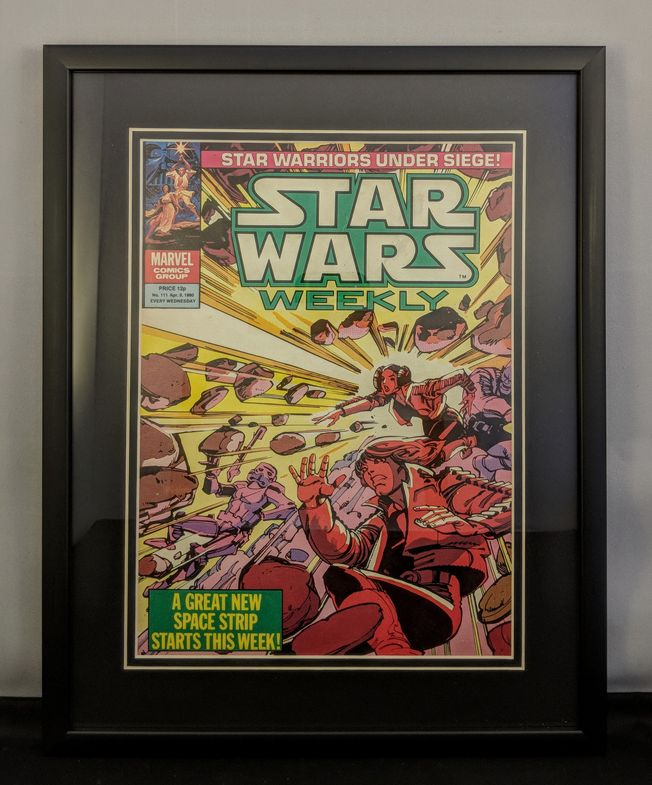Star Wars weekly #111 April 9th 1980
