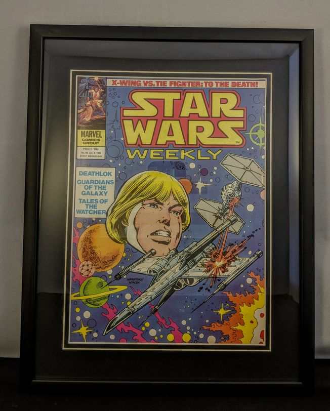 Star Wars weekly #98 January 9th 1980