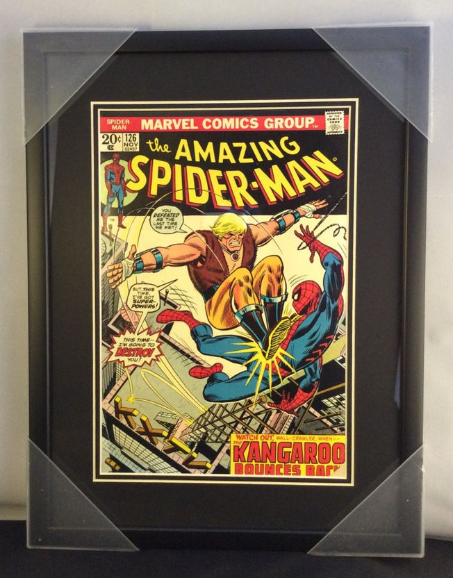 The Amazing Spiderman #126 November 1973