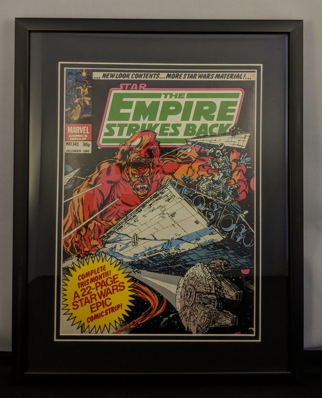 The Empire Strikes Back #141 December 1980