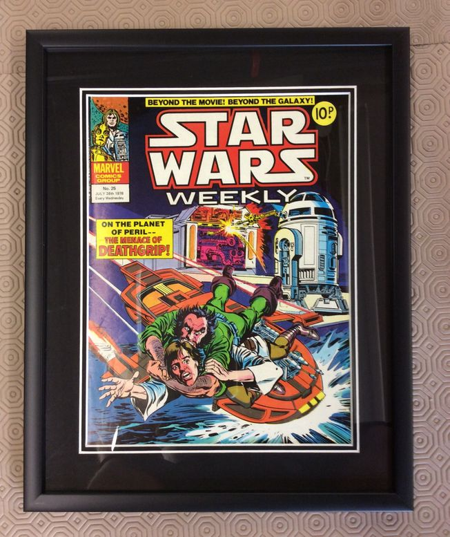 Star Wars weekly No.25 July 26th 1978