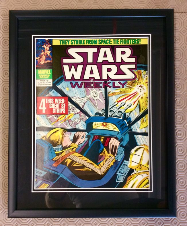 Star Wars weekly No.108 March 19th 1980
