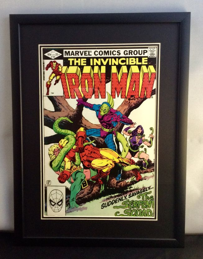 Iron Man #160 July 1982