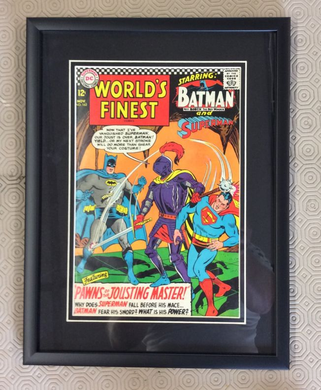 Worlds Finest Comics No.162 November 1966