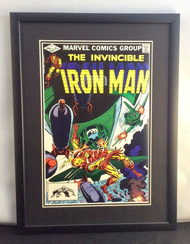 Iron Man #162 September 1982