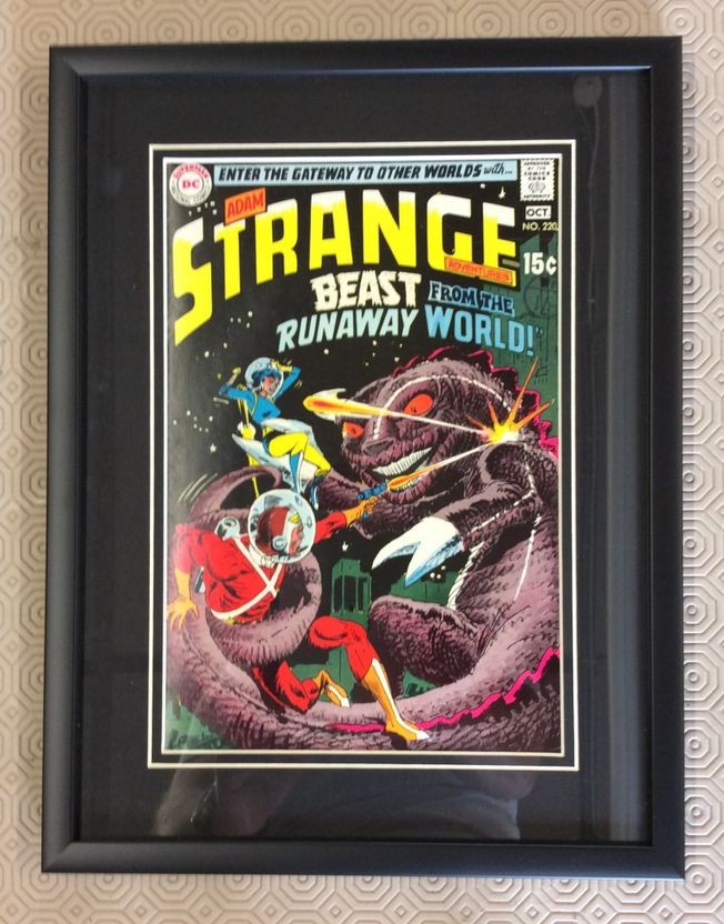 Adam Strange Adventures No.220 October